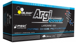 ARGI POWER Mega Caps 1500mg
