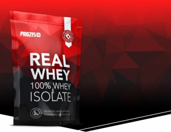 100% Real Whey ISOLATE